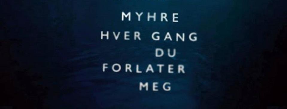 Utsnitt av forsiden til boka til Linnéa Myhre